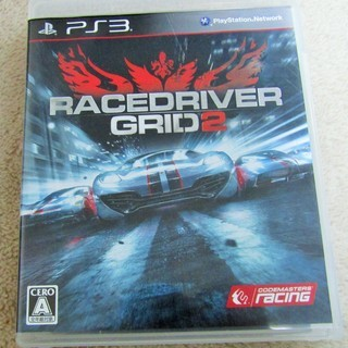 ☆PS3 RACE DRIVER GRID 2 レースドライバー...