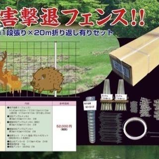 イノシシ・獣害・猪・フェンス・農作物被害・野生動物