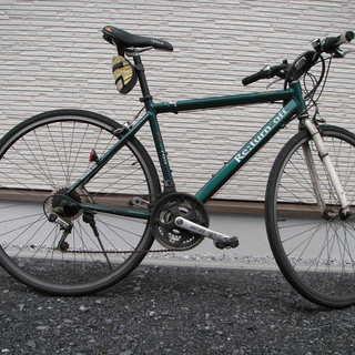 F01◆自転車 クロスバイク Re:turn off CHAOS...