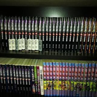 ジョジョの奇妙な冒険文庫版 1-50巻