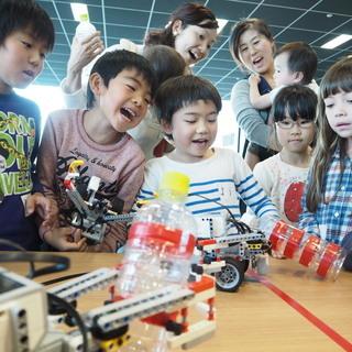 小学3年生~ロボットプログラミング体験会【参加者募集】6/1(土...