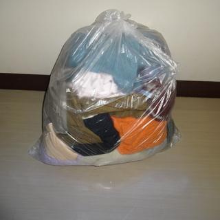 フリマ等向け中古衣類 45L袋に5-8分目 10袋単位で販売 1...