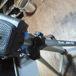 minette mh-60の三脚です「特売品」ビデオ撮影やカメラに最適