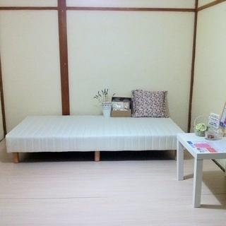 【成増駅、徒歩9分 1K】カバン一つで即入居可能