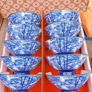 【中古】お茶碗セット