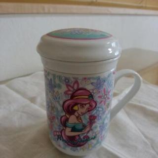 茶こし付きティーカップ
