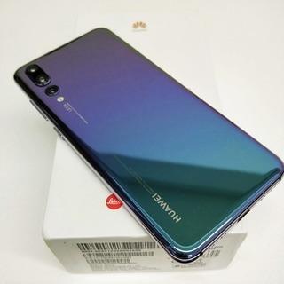 【訳あり】SIMフリー海外版 Huawei P20 pro CL...