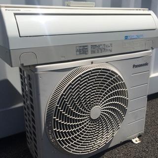 福岡市内取付工賃込み エアコン 6-8畳 パナソニック 2011年