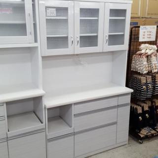 未使用 食器棚 レンジボード