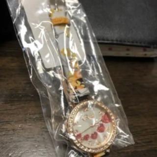 【未使用】腕時計