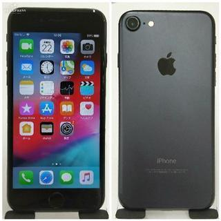 SIMフリー Phone 7 Black 128 GB バッテリ...
