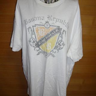 少し難あり特価!Tシャツ半袖 メンズ☆バナナ・リパブリック XL