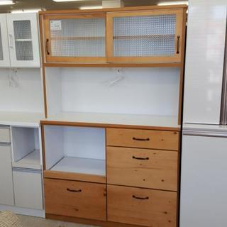 レンジボード 食器棚 未使用