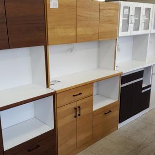 未使用 収納庫 レンジボード 食器棚