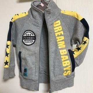 DREAMBABY ジャケット 80サイズ グレー