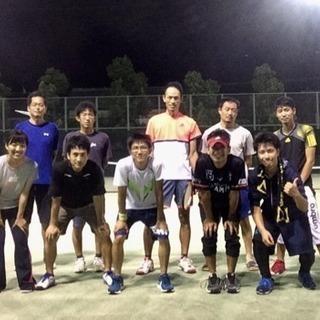 6/4(火)初心者も歓迎♪ ナイターテニス@笠松中学校