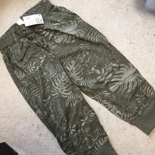 H&M 未着用タグ付き パンツ 152検索ユニクロGUZARA150