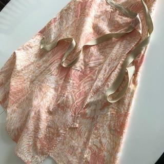 マカフィー 巻きスカート