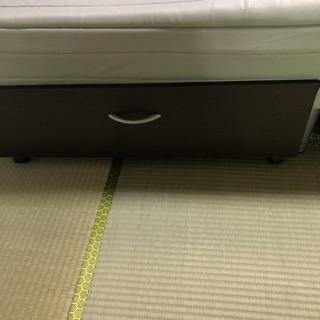 ニトリ 引き出し付きベッド