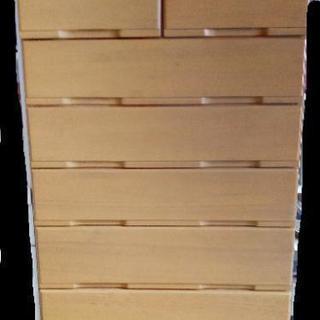 木製箪笥 チェスト