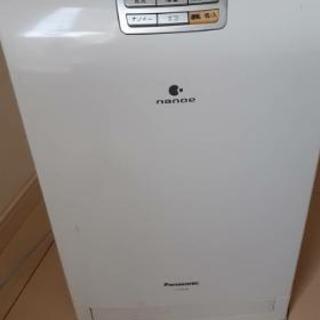 【取引中】Panasonic パナソニック 加湿空気清浄機