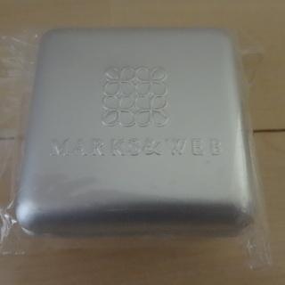 ◇MARKS&WEB ソープケース(大) ※新品です