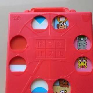 ベネッセ 箱のパズル
