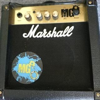 マーシャルMG10ギターアンプ
