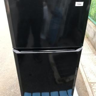 14年製 Haier 2ドア 冷凍冷蔵庫 JR-N106H 10...