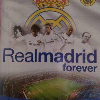 レアルマドリード DVD