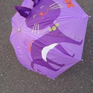 フライングタイガー ねこの傘