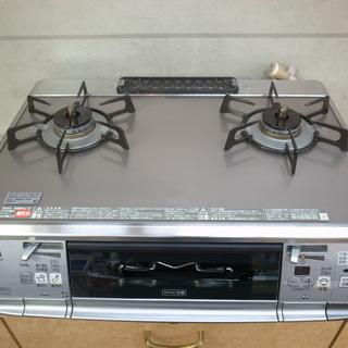 リンナイ 都市ガスコンロ RTS61AWGRN-L 2014年製