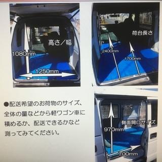 5月27日 2019年 限定。神戸市中央区→大阪市内方面 軽ワゴ...