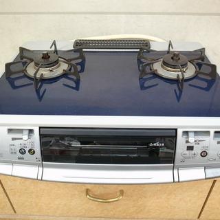 リンナイ 都市ガスコンロ RTS-S660VCTS-L 2010年製