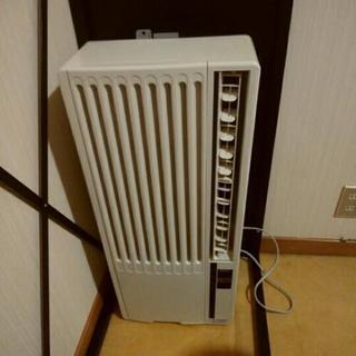 【取引中】窓用エアコン マドコン 難あり