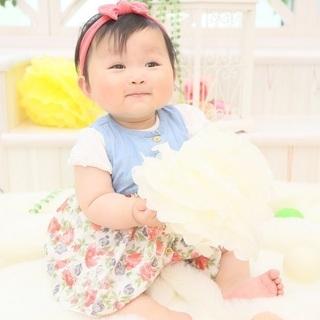 プレゼント付・撮影付きベビーマッサージ!大阪岸和田フォトスタジオ
