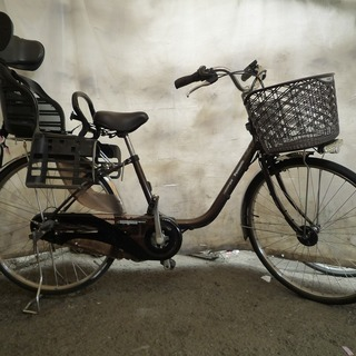 PA040905M 適正価格!中古電動アシスト自転車 パナソニッ...