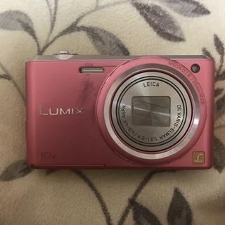 デジタルカメラ 【ジャンク品】パナソニック LUMIX DMC-S...