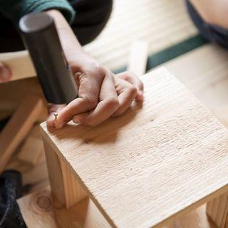 【先着10名】6/9(日) 木工教室 DIYで自分のイスを作ろう!