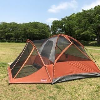 コールマン エヴァンストン 4パーソン(4人用)テント