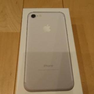 【新品】iPhone 7 シルバー 32GB docomo SI...