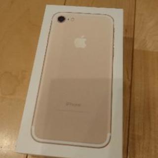 【新品】iPhone 7  32GB docomo SIMロック解除済
