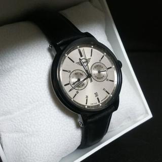レア  新品 腕時計 メンズ ライトブラウン