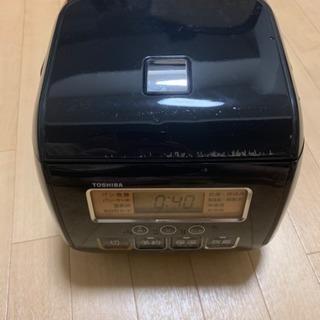 東芝3号炊き炊飯器