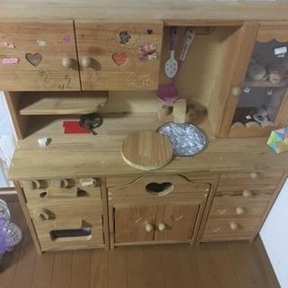 子供用キッチン、トランポリン