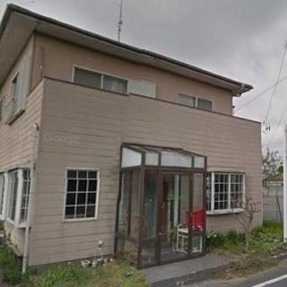 375万円!! 山武市店舗付き戸建て 約190m2・平成築・駐車...