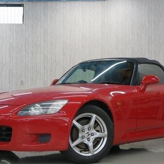 赤い車シリーズ③ホンダ S2000 ベースグレード