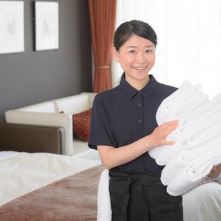 【大阪市中央区】ホテル客室清掃:時給1130円~通勤便利な大阪ミ...