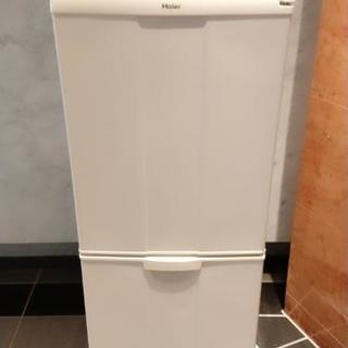 無料でお譲り致します★市内配送無料☆ハイアール 2ドア冷凍冷蔵庫...
