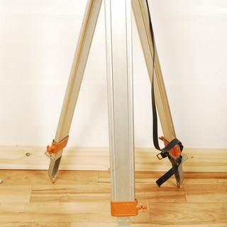 9305 三脚 測量 アルミ製 16mm 細管